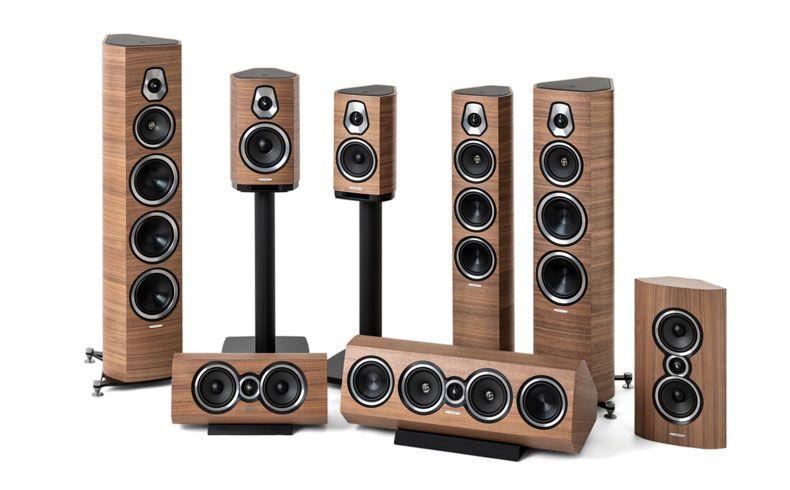 Sonus Faber's new Sonetto range