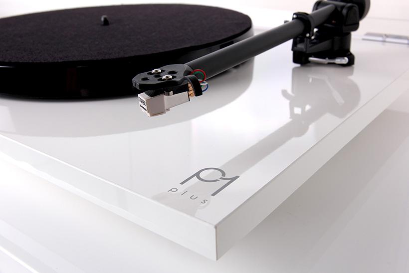 Rega expects to boost sales in the budget segment with the Planar 1 Plus turntable.