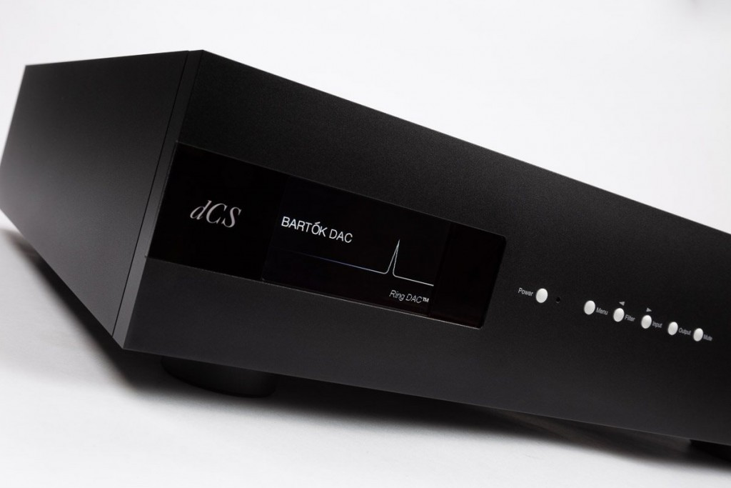 The dCS Bartók DAC/streamer/preamp/headphone amp.