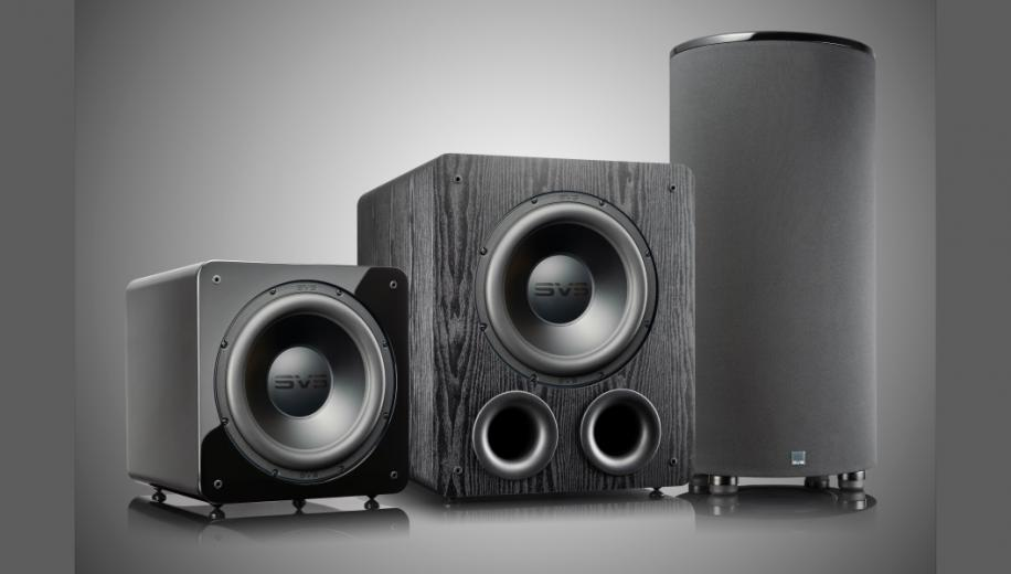 The new SVS SB-2000 Pro, PB-2000 Pro and PC-2000 Pro, Maxx AV will not be bringing in the PC-2000 Pro.
