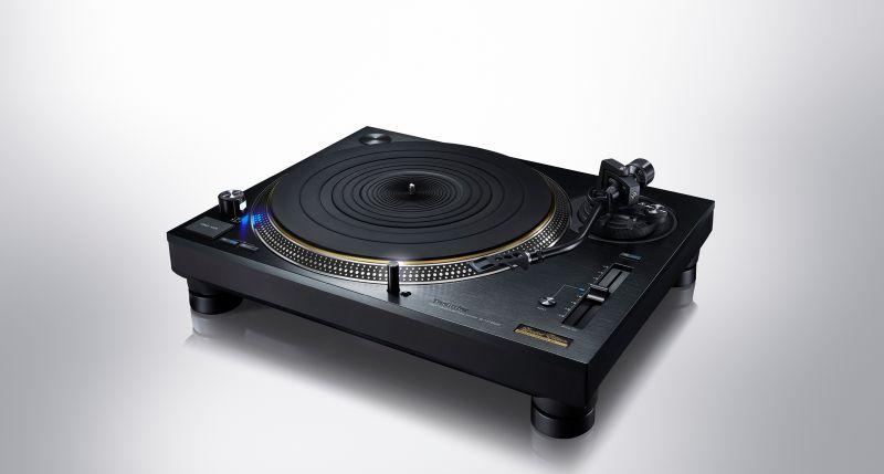 The limited edition TEchnics SL1200 turntable.
