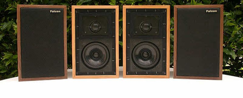The Falcon Acoustics LS3/5a have been highly praised by reviewers and audiophiles.