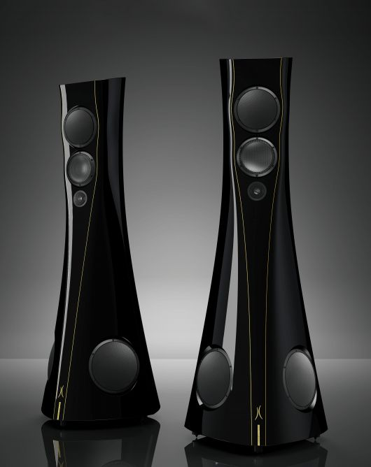 Only 10 pairs of the Estelon Forza Anniversary Edition speakers will be produced.