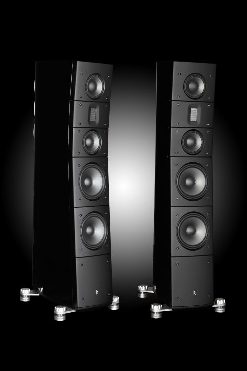 The Raidho Acoustics TD3.8 speakers will be the highest model to be brought in by CMY.